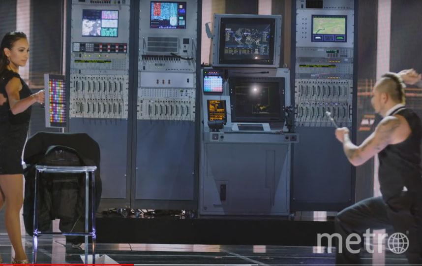 Выступление Анны и её мужа. Фото Скриншот Youtube/watch?v=VsKkjZVwpLo