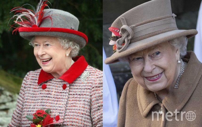 10YearsChallenge. Королева Елизавета II и ее хитрый прищур остаются прежними, несмотря на годы. Фото Getty