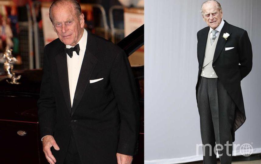 10YearsChallenge. Принцу Филиппу 10 лет назад было 87 лет. Фото Getty