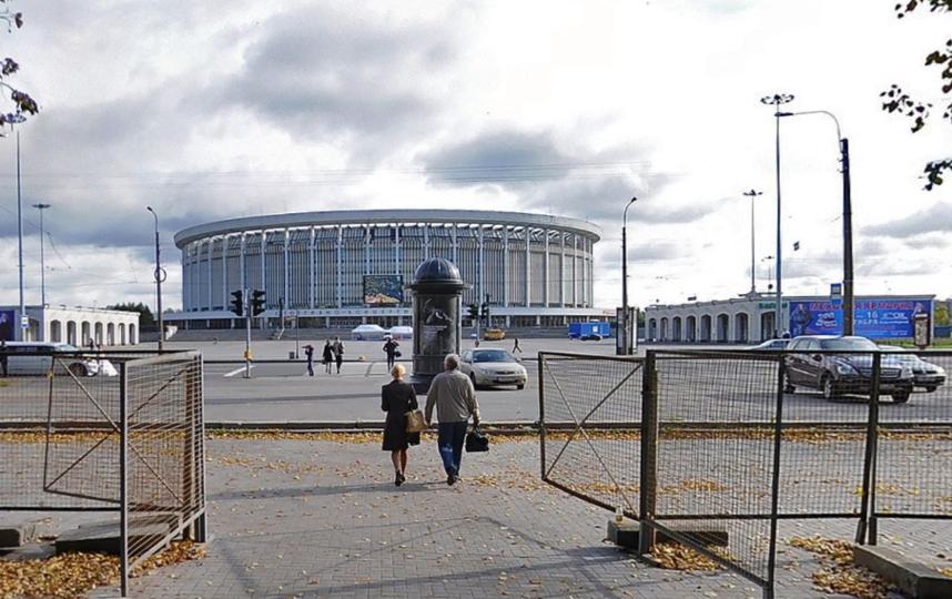 Спортивно-Концертный Комплекс. Фото Яндекс.Панорамы