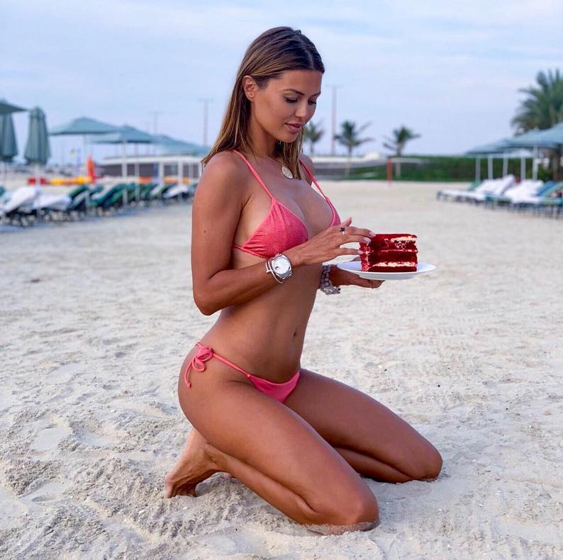 Виктория Боня. Фото Скриншот Instagram: @victoriabonya