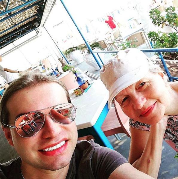 Скриншот instagram.com/solntcev/?hl=ru.