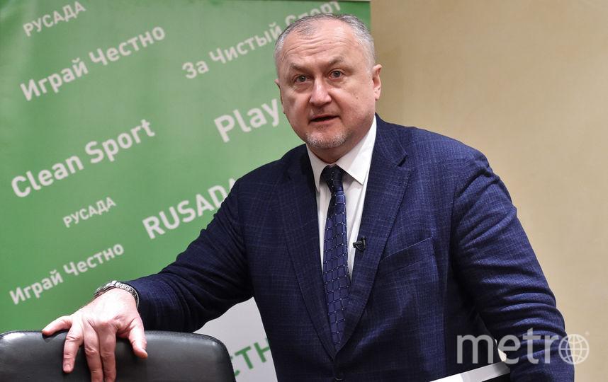 Юрий Ганус, генеральный директор Российского антидопингового агентства. Фото AFP