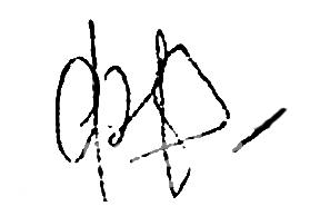 В довольно простой подписи Фаины Раневской одним из значительных признаков является то, как она начинает писать левый овал буквы «ф». Фото avtografiya.ru
