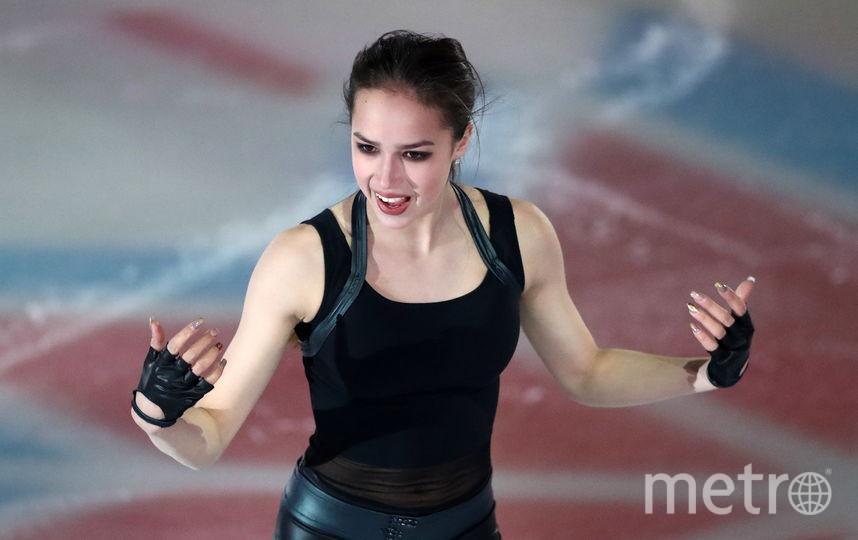 Алина Загитова. Фото Getty