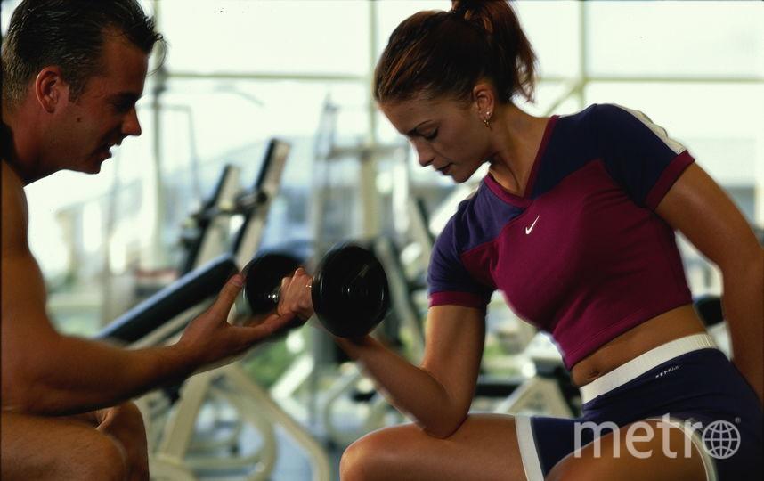 Фитнес. Фото Getty