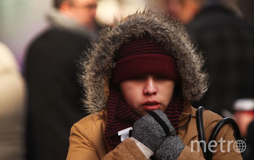 Погода в Москве. Фото Getty