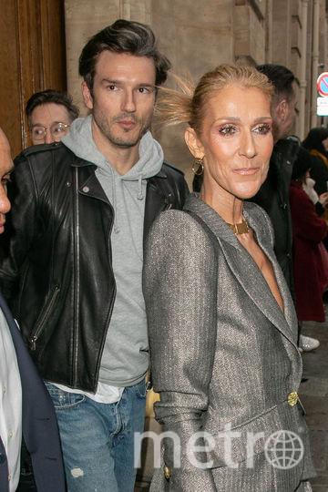 Селин Дион и Пепе Муньос. Фото Getty