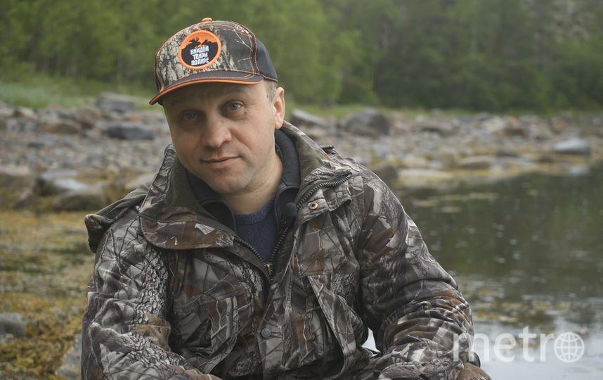 """Зоолог Павел Глазков. Фото автора, """"Metro"""""""