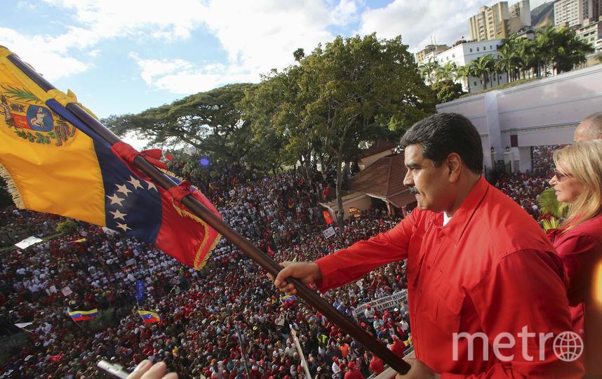 Николас Мадуро. Фото AFP
