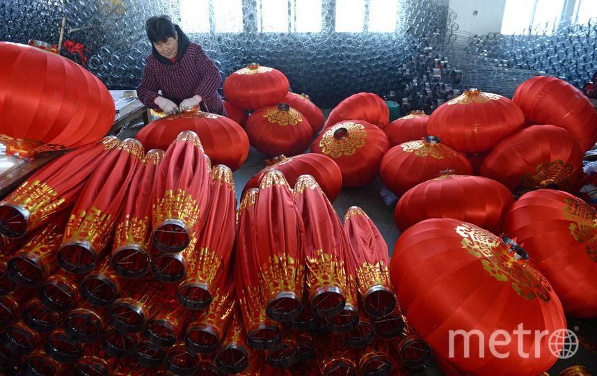 Восточный Новый год: в Китае начали готовиться к празднованию. Фото Getty