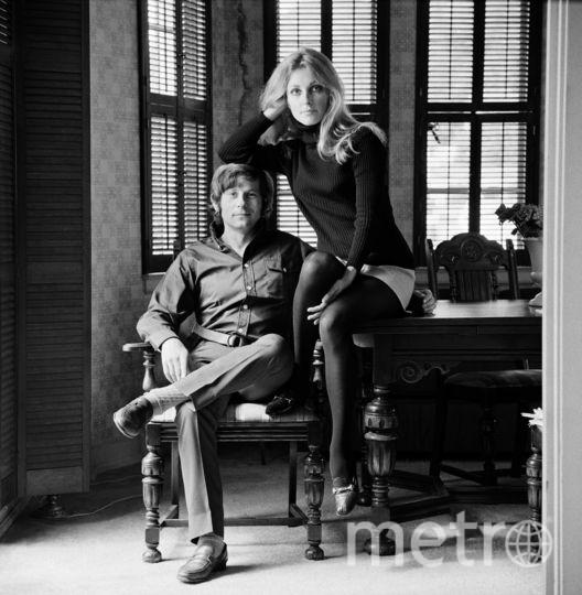 Шэрон Тейт и Роман Полански. Фото Getty