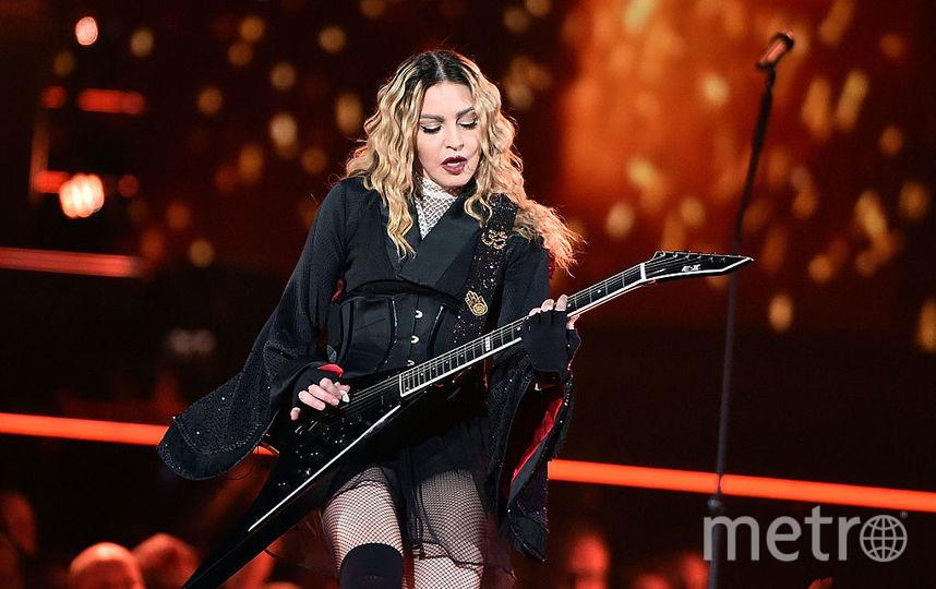 Мадонна в 2016-м году. Фото Getty