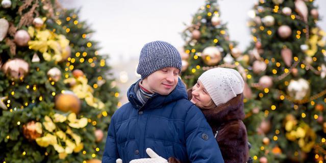 Анна и Сергей.