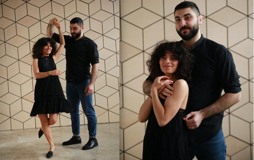 Семья Петросянов. Фото Мира