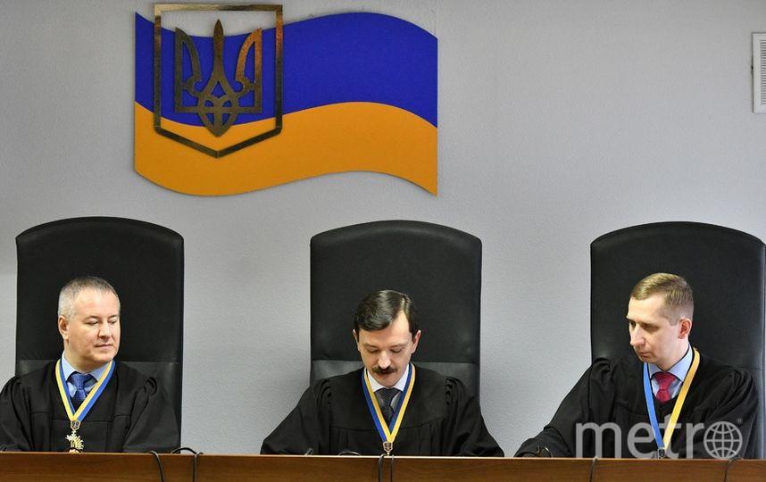 Суд приговорил Януковича к 13 годам заключения по делу о госизмене. Фото AFP