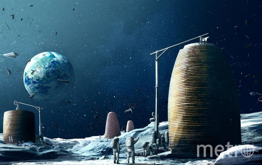 3D-дома. Фото STUDIO ROOSEGAARDE