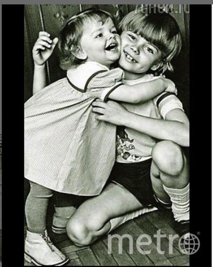 "Лиза и Сергей Боярские. Фото https://www.instagram.com/p/BtBzdxiFJJE/, ""Metro"""