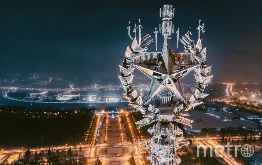 Россия, Москва. Фото Getty