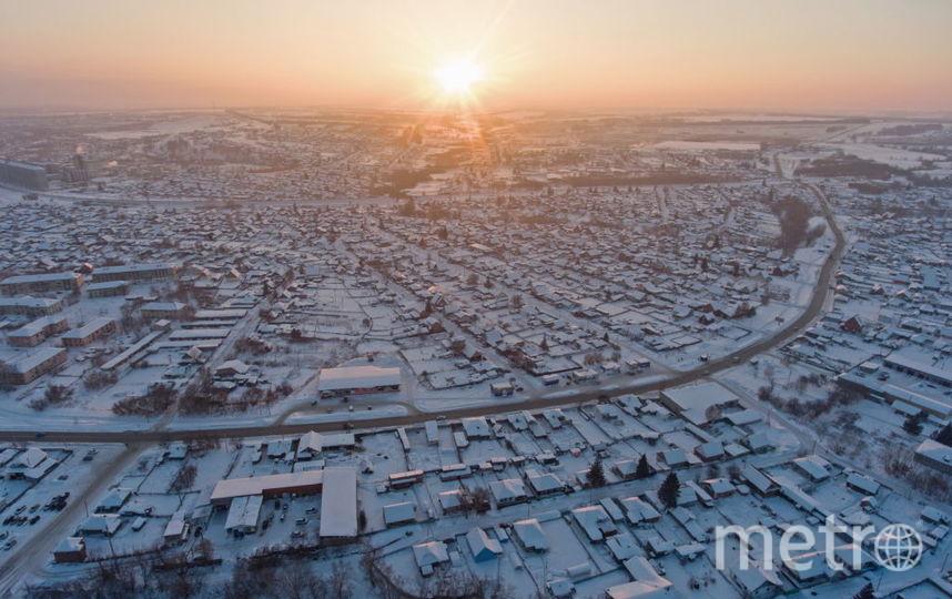 Россия, Новосибирск. Фото Getty