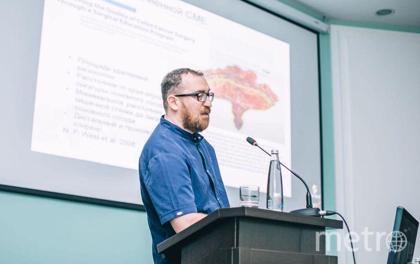 Илья Черниковский – ведущий онколог-колопроктолог страны. Фото страница Ильи Черниковского в Facebook