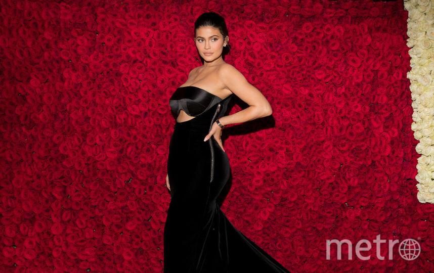 Американская модель Кайли Дженнер. Фото Getty