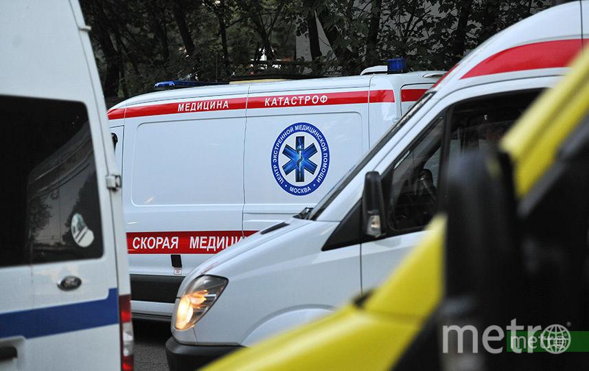 В результате случившегося никто не пострадал. Фото Василий Кузьмичёнок