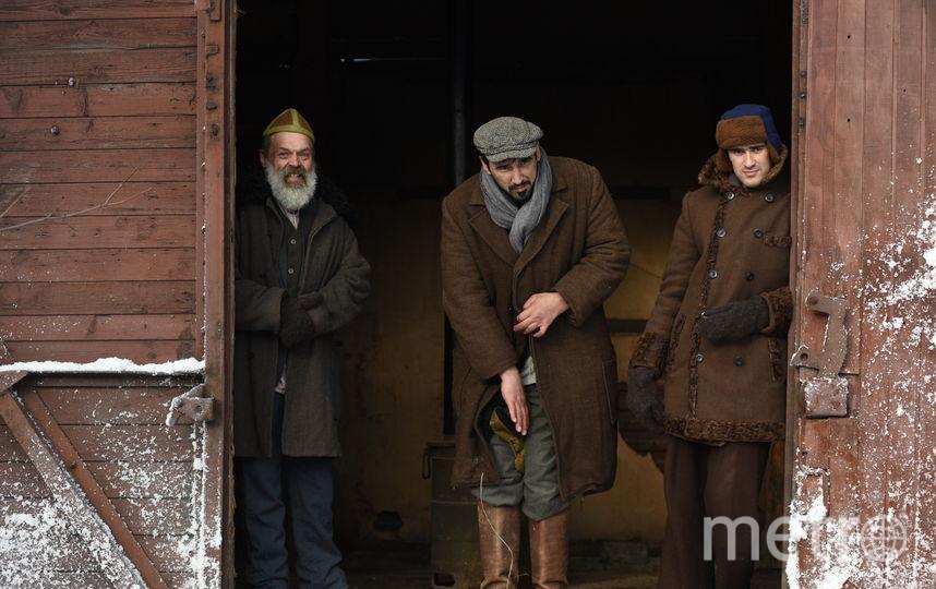 """Съемки сериала """"Зулейха открывает глаза"""". Фото Кинокомпания """"Русское"""""""