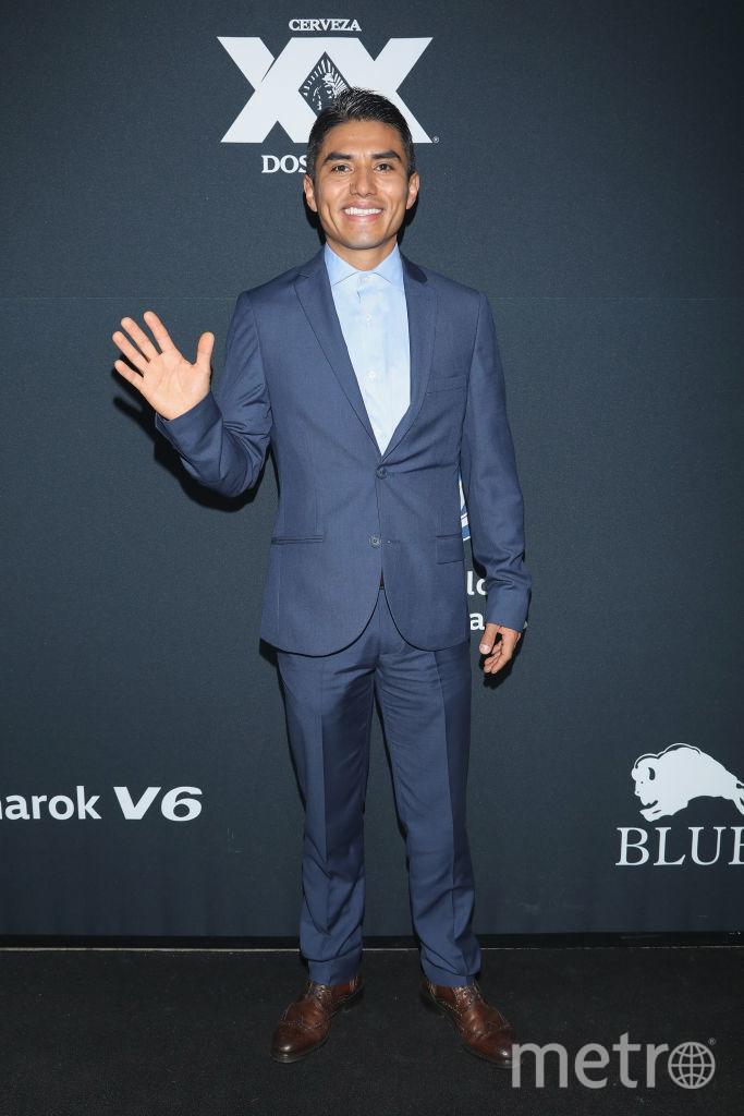 Актёр Хорхе Антонио Герреро. Фото Getty