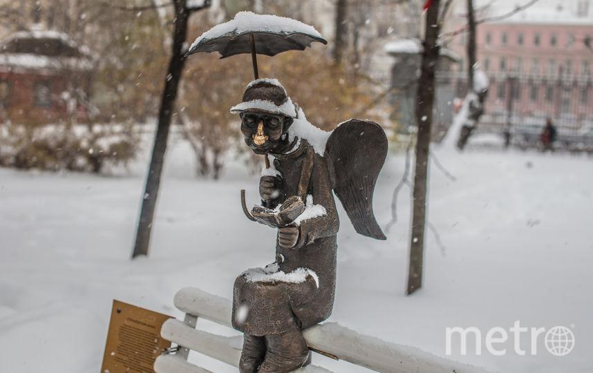 """27 января Роман Шустров прочтёт письмо в Измайловском саду. Фото Театр на Фонтанке, """"Metro"""""""
