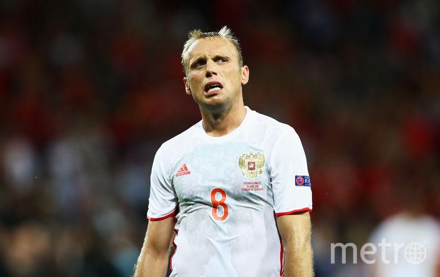 Денис Глушаков. Фото Getty