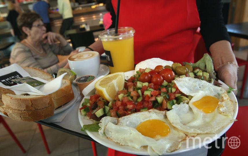 Завтрак. Фото Getty