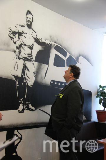 В Петербурге открылся музей имени лётчика-истребителя Клубова. Фото frunzr, vk.com
