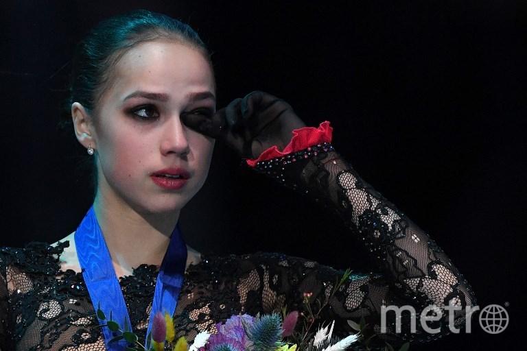 Но горечь поражения олимпийская чемпионка сдержать не могла. Фото AFP