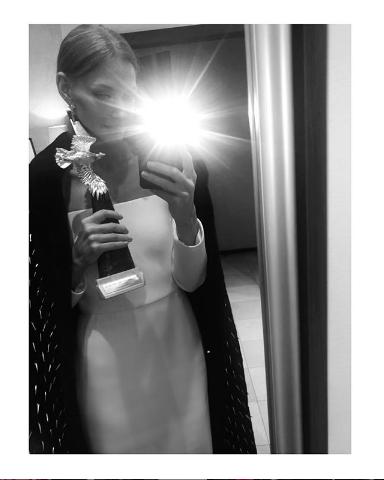 Светлана Ходченкова. Фото www.instagram.com/svetlana_khodchenkova
