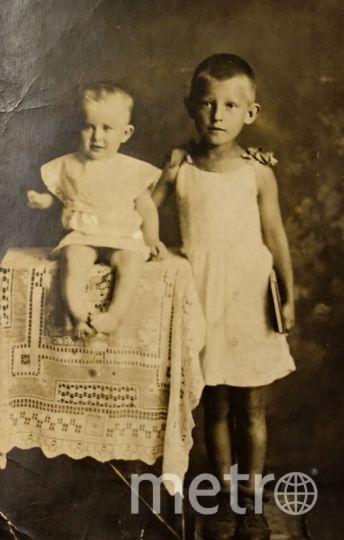 Сестры Мошковы до войны. Фото фото предоставлены героями публикации и их родственниками.