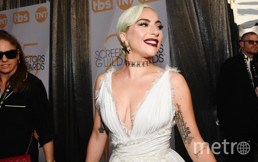 SAG Awards-2019. Леди Гага. Фото Getty