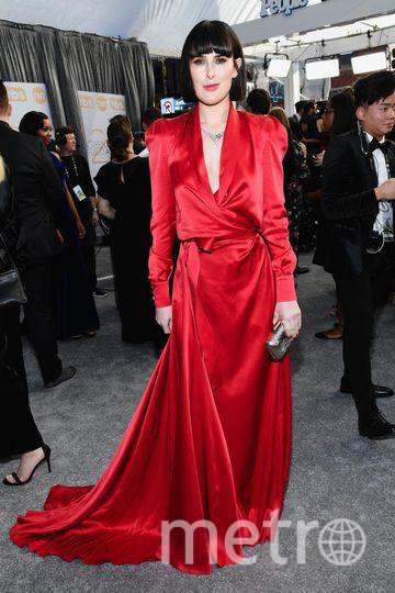 SAG Awards-2019. Румер Уиллис, дочь Брюса Уиллиса. Фото Getty