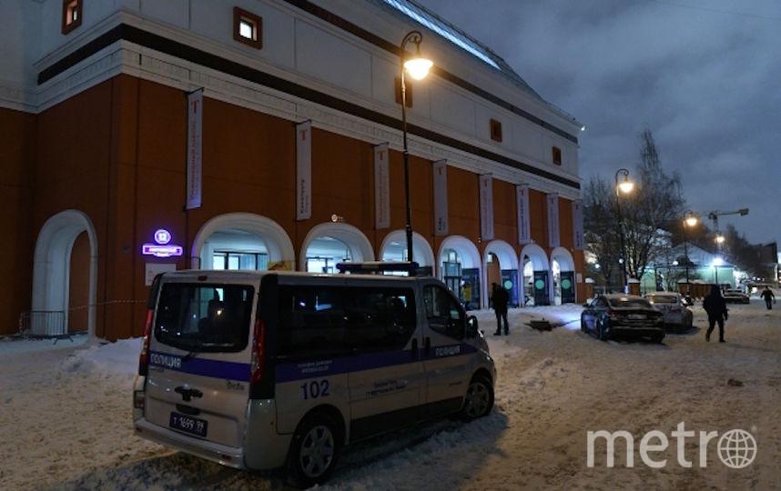 Подозреваемый в хищении картины Куинджи из Третьяковской галереи задержан. Фото РИА Новости