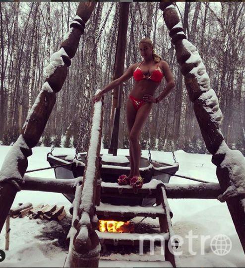 "Волочкова снова шокировала подписчиков. Фото https://www.instagram.com/volochkova_art/, ""Metro"""