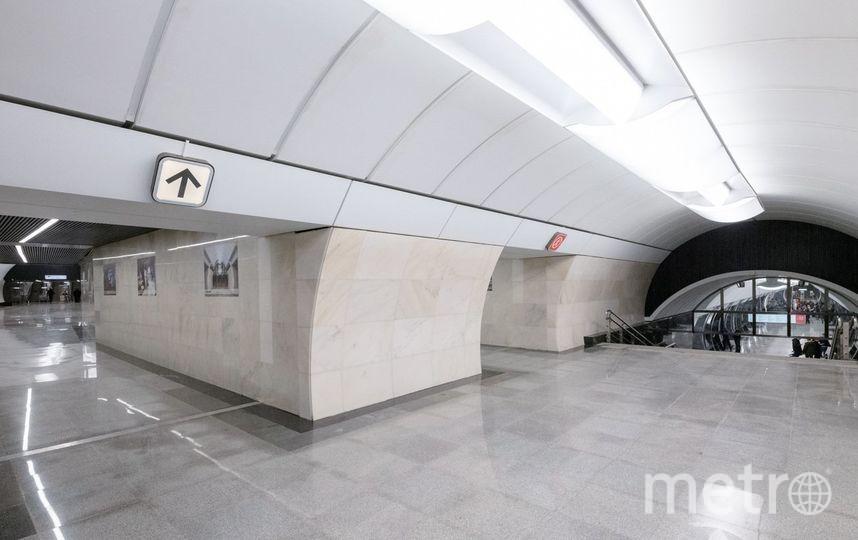 "станция ""Савёловская"". Фото mos.ru"