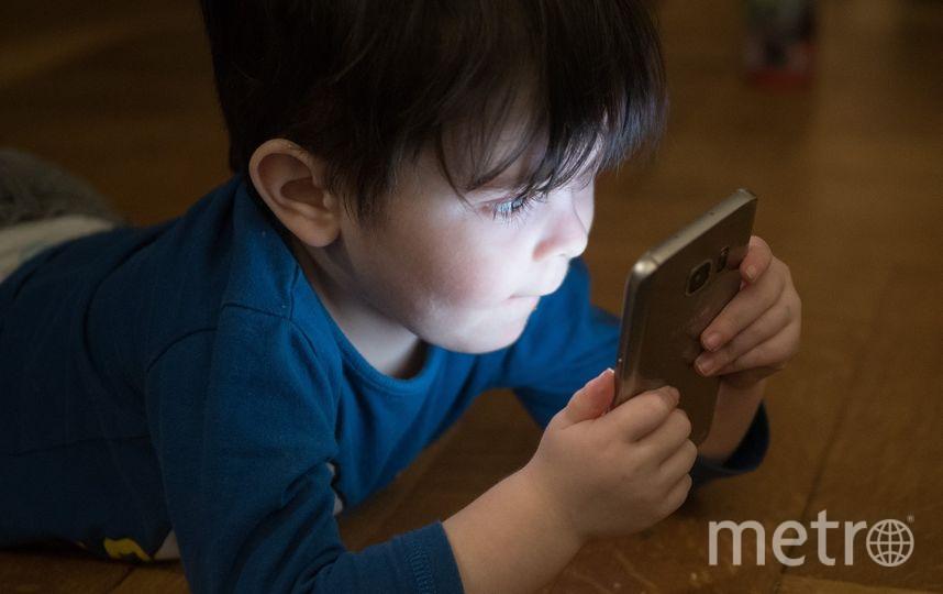 """Какие правила нужно соблюдать взрослым, чтобы не нанести ребёнку вред гаджетами. Фото pixabay, """"Metro"""""""