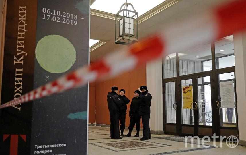 Эксперты уверены, что кражи в галереях – не редкость. Фото Getty