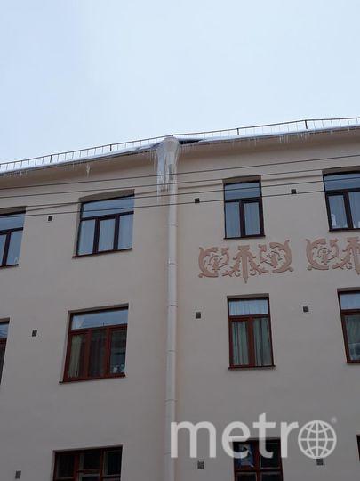 """Жителям Петроградского района не понравилось, как проведена реставрация и как дом выглядит сейчас. Фото фонд капремонта, """"Metro"""""""