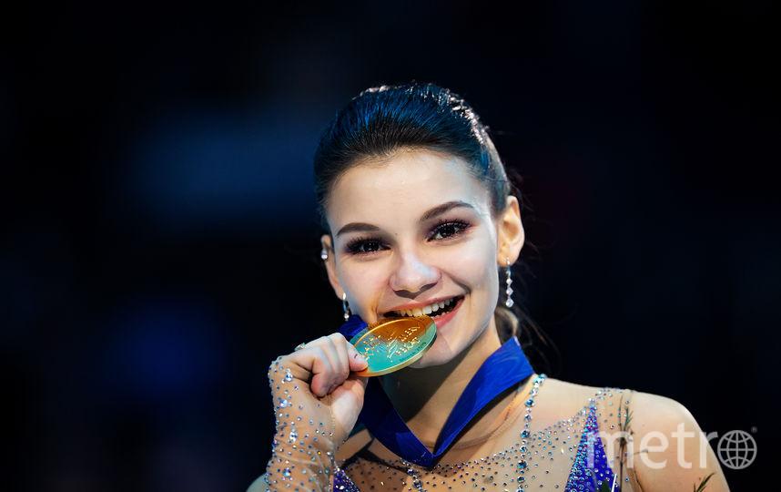 Софья Самодурова. Фото Getty