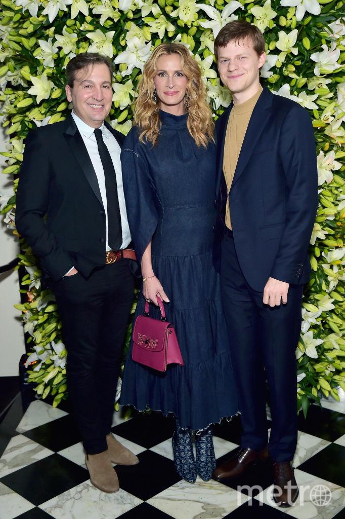 Джулия Робертс и Лукас Хеджес и другие гости мероприятия. Фото Getty