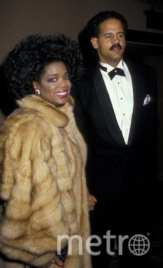 Опра Уинфри и Стэдман Грэхэм. 1987 год. Фото Getty