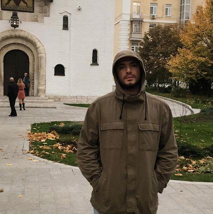 Хип-хоп исполнитель Давид Нуриев (Птаха). Фото Скриншот instagram.com/ptahacao/