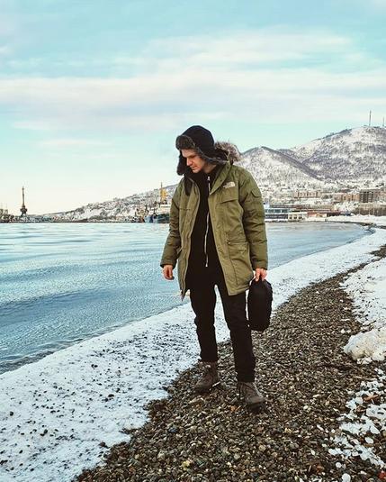 Видеоблогер Дмитрий Ларин. Фото Скриншот instagram.com/zloilarin/