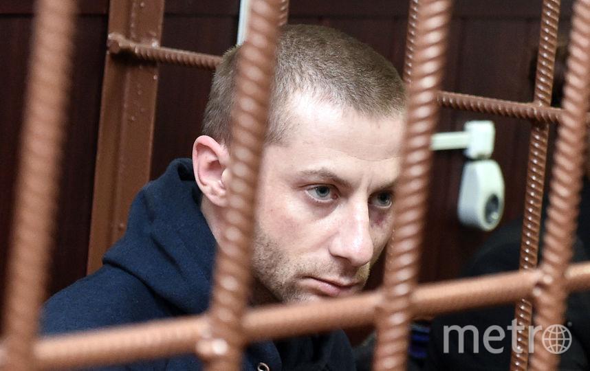 Предполагаемый преступник отказался говорить, признаёт ли он себя виновным. Фото AFP